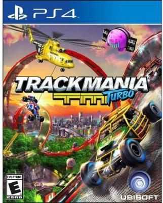 Trackmania Turbo til Playstation 4