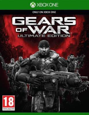 Gears of War: Ultimate Edition til Xbox One