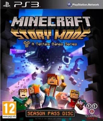 Minecraft: Story Mode til PlayStation 3