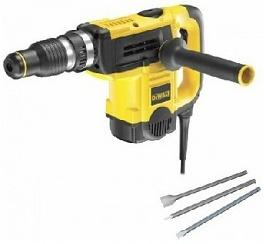 DeWalt D25820KIT 8 J SDS-max