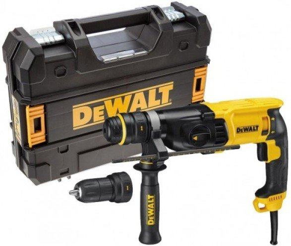 DeWalt D25144K-QS 3 J SDS-Plus