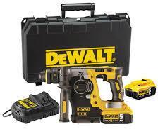 DeWalt DCH273P2 SDS-plus 2,1 J (2x5,0Ah)