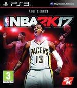 NBA 2K17 til PlayStation 3