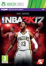 NBA 2K17 til Xbox 360