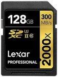 Lexar SDXC Professional 128GB