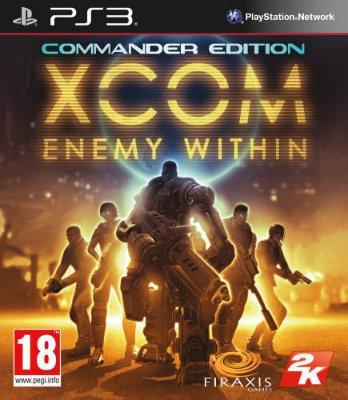 XCOM: Enemy Within til PlayStation 3