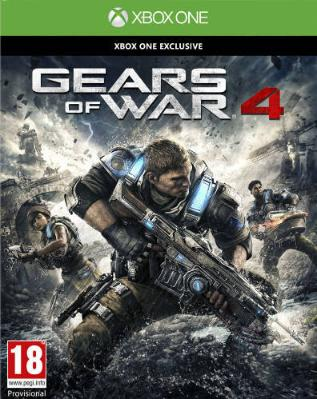 Gears of War 4 til Xbox One
