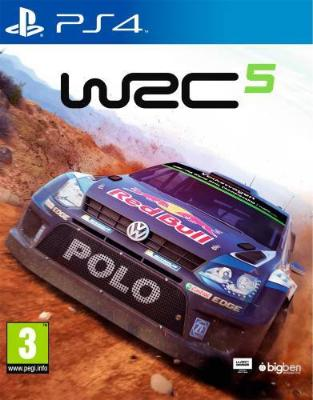 WRC 5 til Playstation 4