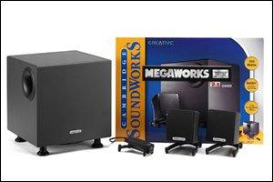 Creative Megaworks THX 2.1 250D