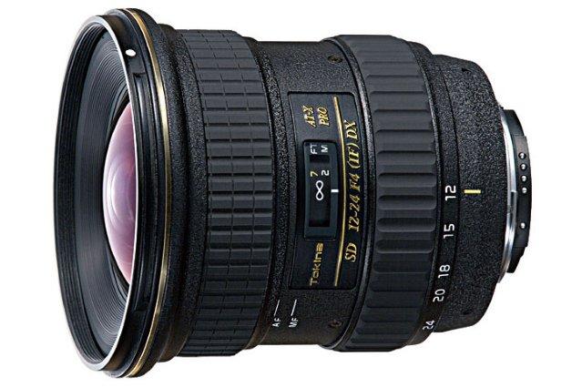 Tokina AF 12-24mm f/4 for Canon