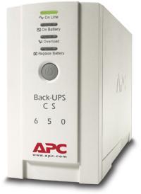 APC Back-UPS CS 650VA