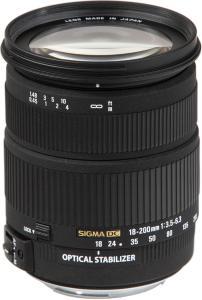 Sigma 18-200mm f3.5-6.3 DC for Minolta/Sony