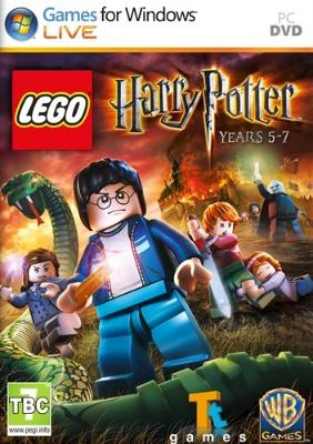 LEGO Harry Potter: Years 5-7 til PC