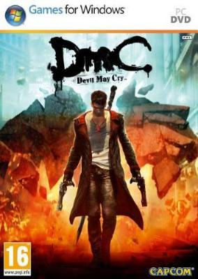 DmC: Devil May Cry til PC