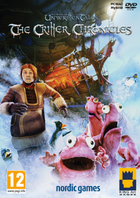 The Book of Unwritten Tales: The Critter Chronicles til PC