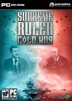 Supreme Ruler: Cold War til PC