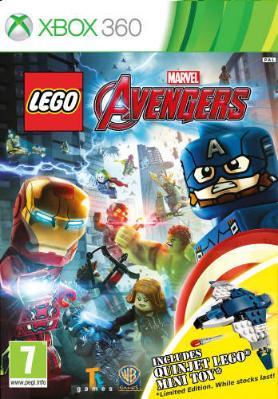 LEGO Marvel's Avengers til Xbox 360