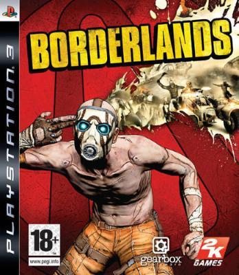 Borderlands til PlayStation 3