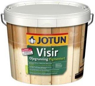 Visir Oljegrunning Pigmentert (3 liter)