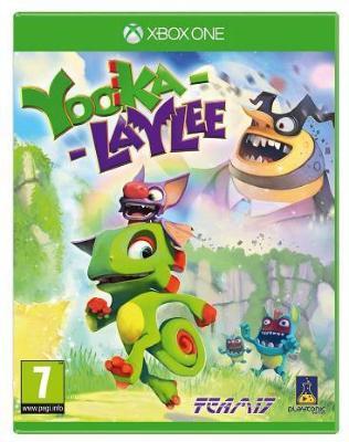 Yooka-Laylee til Xbox One