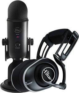 Blue Microphones Lola + Yeti bundle