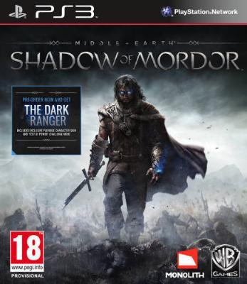Middle-earth: Shadow of Mordor til PlayStation 3