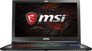 MSI GS63VR 7RG Stealth Pro