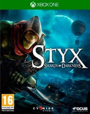Styx: Shards of Darkness til Xbox One