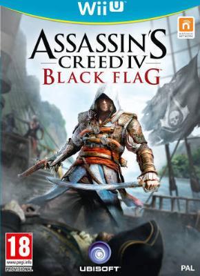 Assassin's Creed IV: Black Flag til Wii U