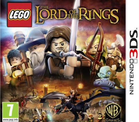 LEGO The Lord of The Rings til 3DS