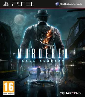 Murdered: Soul Suspect til PlayStation 3