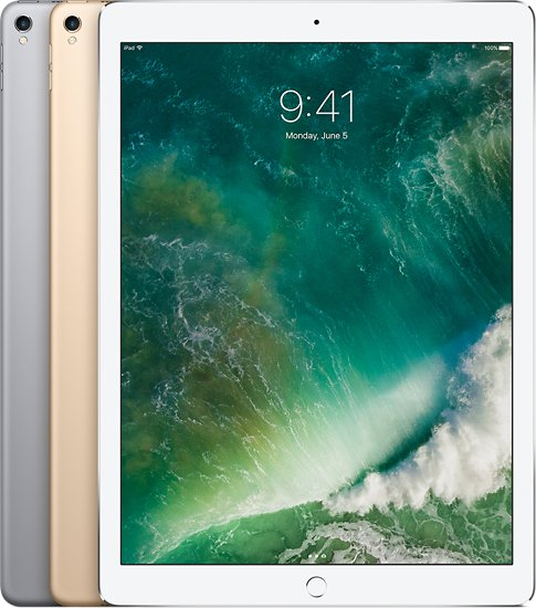"Apple iPad Pro 12.9"" 64GB (Mid 2017)"