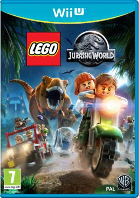 LEGO Jurassic World til Wii U