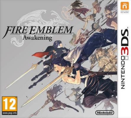 Fire Emblem: Awakening til 3DS