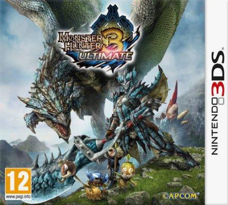 Monster Hunter 3 Ultimate til 3DS