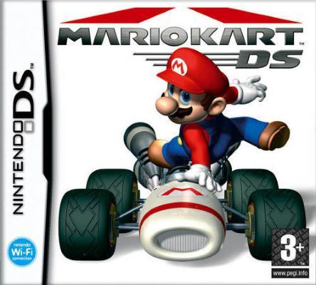 Mario Kart DS til DS