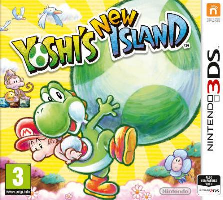 Yoshi's New Island til 3DS