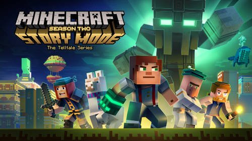 Minecraft: Story Mode - Season 2 til iPhone