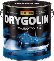 Jotun Drygolin Oljemaling (9 liter)