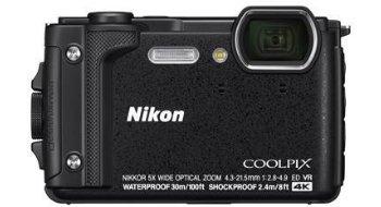 Test: Nikon Coolpix W300