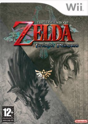 The Legend of Zelda: Twilight Princess til Wii