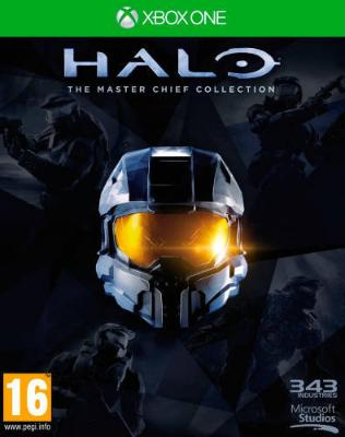 Halo: The Master Chief Collection til Xbox One