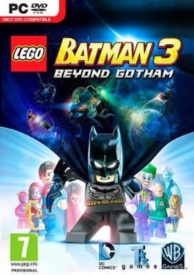 LEGO Batman 3: Beyond Gotham til PC