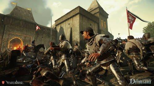 Kingdom Come: Deliverance til Playstation 4