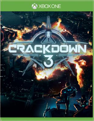 Crackdown 3 til Xbox One
