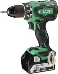 Hitachi DS18DBSL (2x5,0Ah)