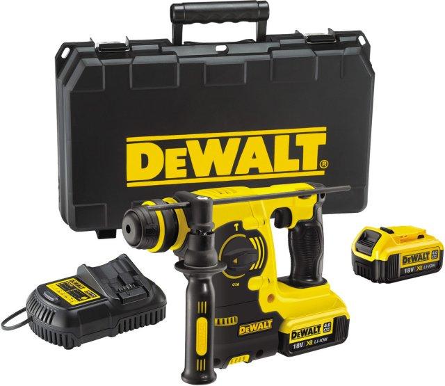 DeWalt DCH253M2 (2x4,0Ah)