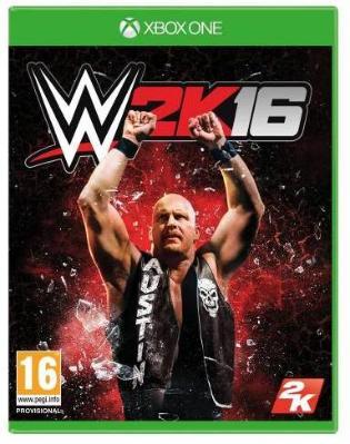WWE 2K16 til Xbox One