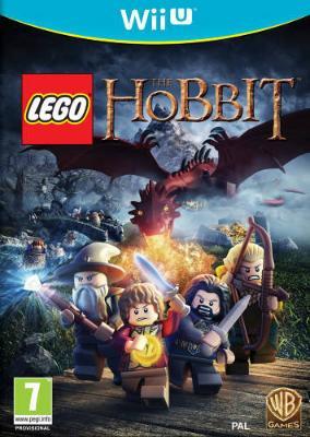 LEGO The Hobbit til Wii U