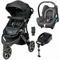 Moweo Curro Lux 3 Travelsystem